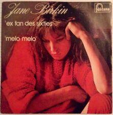 Nane Birkin - Ex Fan Des Sixties - Vinile 45 Nuovo Mai Usato