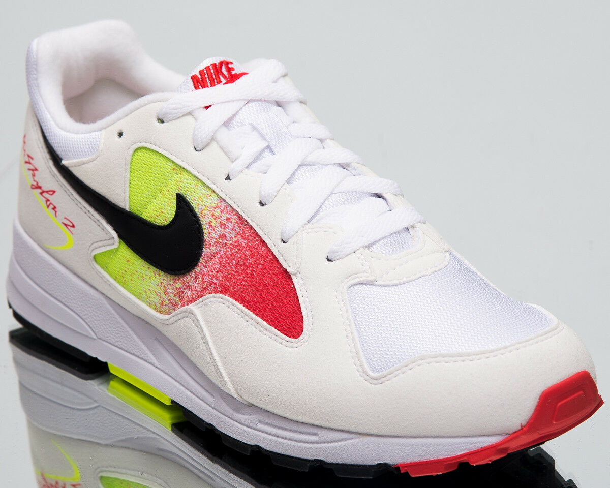 Nike Air Skylon II Lifestyle shoes White Black Wolt Red Red Red 2018 Sneakers AO1551-105 da7092
