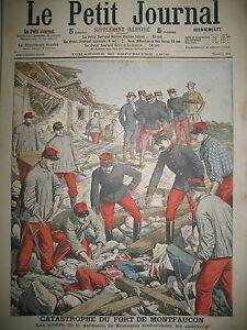FORT-DE-MONTFAUCON-GARNISON-DE-BESANcON-GUERRIERES-A-CUBA-LE-PETIT-JOURNAL-1906