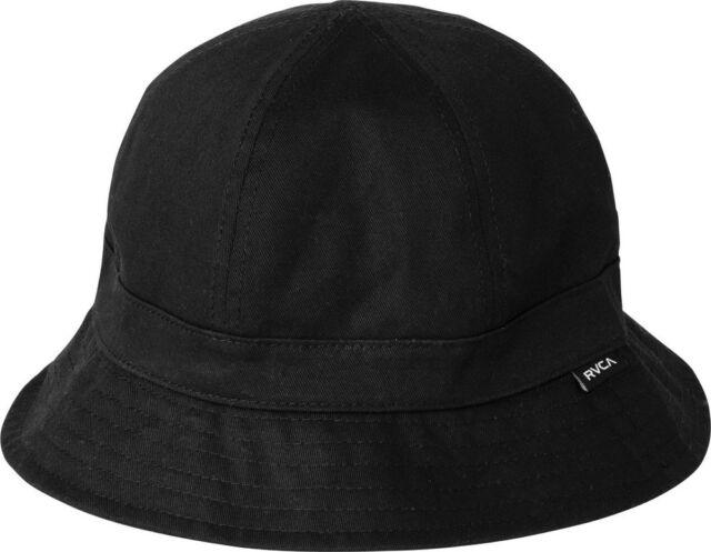Buy RVCA Mens Tunnels Bucket Hat Black One Size online  b3535887654