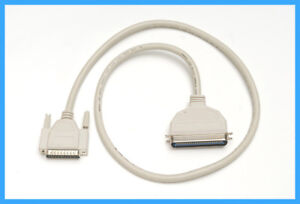3ft DB25 Male to Centronix 50 Male    external SCSI cable