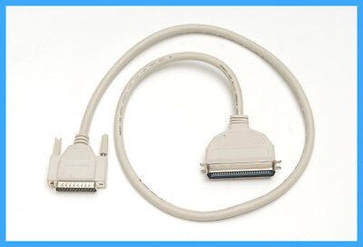 CablesOnline SC-101 3ft DB25 Male to CN50 Male SCSI 50-Conductors Cable