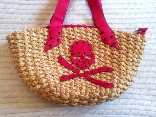 pirate de et BarthsSac chicprix paille chic vente110 de cloutᄄᆭ St A3qc54LRj