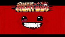 5 Steam Games ( Super Meat Boy, Shank, Nightsky, Jamestown, Bit.Trip Runner)