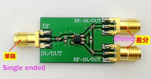 10MHZ-3000MHZ 3GHZ RF Differential Single-Ended Converter Balun 1 1 ETC1 1