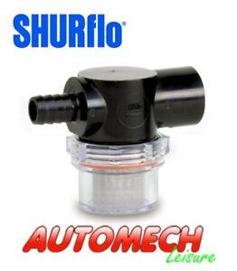 GENUINE-Shurflo-Water-Pump-Inline-Water-Filter-12mm-to-1-2-BSP-053035