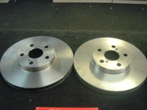Pour Toyota Celica VVTI 140bhp 1999 /> sur disque de frein vented front paire
