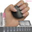 50-600-FULL-STICK-ON-Fake-Nails-STILETTO-COFFIN-OVAL-SQUARE-Opaque-Clear thumbnail 195