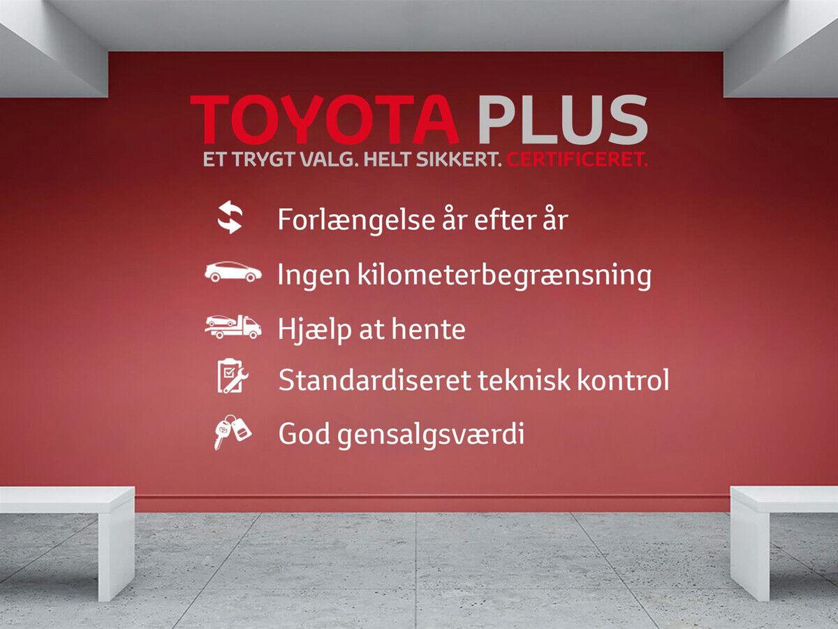 Toyota Auris 1,8 Hybrid H2+ Comfort CVT 5d - 149.995 kr.