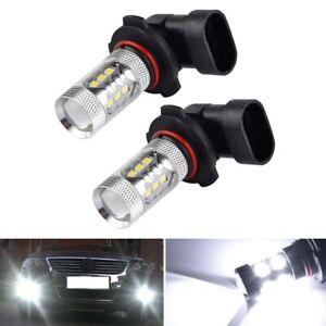 9145 LED Fog Light Bulb For Cadillac SRX CTS Escalade ESV Escalade EXT 2003-2016