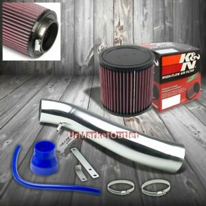 BLUE DRY FILTER FOR ACURA 94-01 INTEGRA GSR DC2 COLD AIR INDUCTION INTAKE KIT