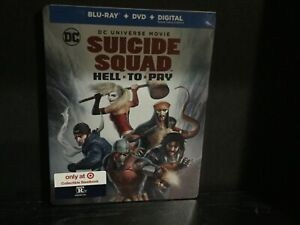 DCU: SUICIDE SQUAD - HELL TO PAY (4K) (WBR) [Bluray