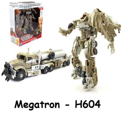 Dark of the Moon Transformers Autobots Megatron Action Figures Robot