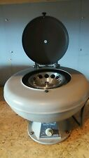 International Equipment Co Damron Benchtop Centrifuge Cl With 809 Rotor Working
