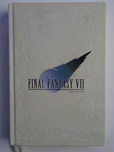 Details Sur Livre Final Fantasy Vii Rpg Collection Pix N Love Console Syndrome Edition