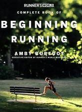 Runner's World Complete Book of Beginning Running - Good - Burfoot, Amby - Paper