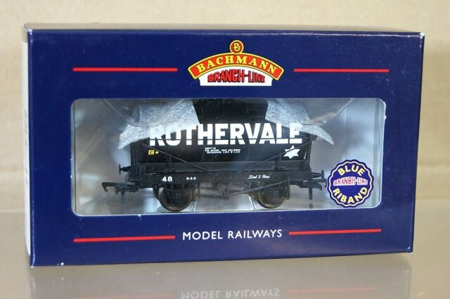 BACHMANN 37-657 LMS LNE ROTHERVALE ROTHERHAM TANK WAGON 48 MINT BOXED nl