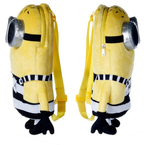 Ich Einfach Unverbesserlich Minion Tom Bob Nr 603 Plüsch Rucksack Häftling