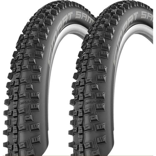 2x Schwalbe Reifen SMART SAM Perf Draht Addix 28x1,6 42-622mm 700x40C schwarz