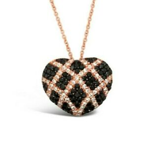 LeVian Pendant Blackberry Diamonds Vanilla Diamonds 14K Rose Gold