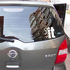 Cool 1X Fuck-It Vinyl Decal Sticker Screw It Stick Figure Car Truck Window Decor
