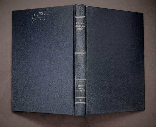 Psychic Development (The Edgar Cayce  v. 8, ISBN 087604108X