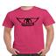 Aerosmith-Wings-T-Shirt-Classic-Rock-Band thumbnail 11