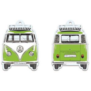 autocaravana-VW-Oficial-T1-Ambientador-Manzana-Verde