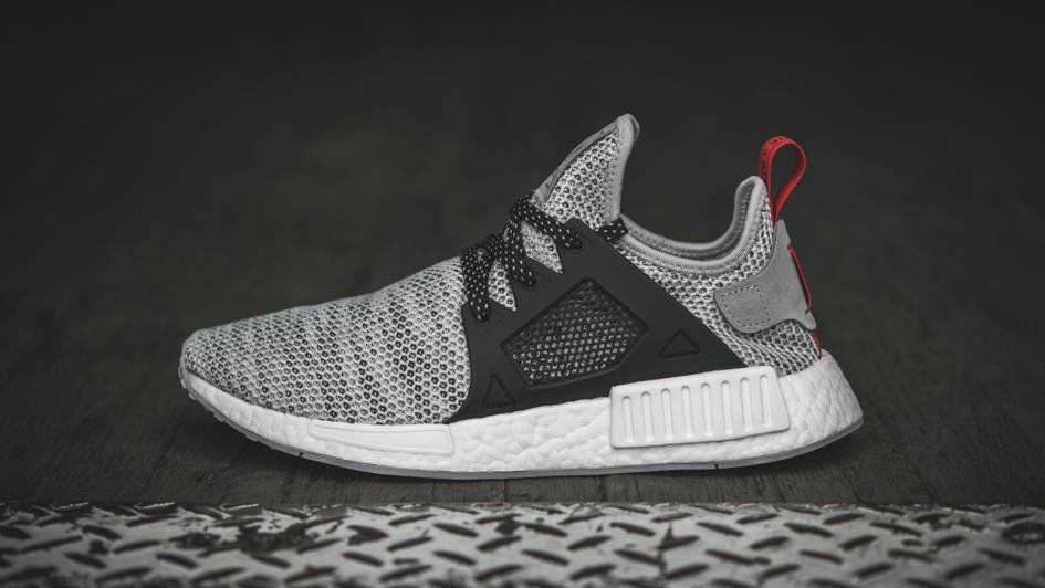 Adidas NMD XR1 Hexagon Mesh Onix Grey Comfortable