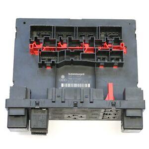 VW-Passat-2005-2009-B6-Chiusura-Centralizzata-Modulo-Di-Controllo-Scatola-dei-fusibili-3C0-937-049-e