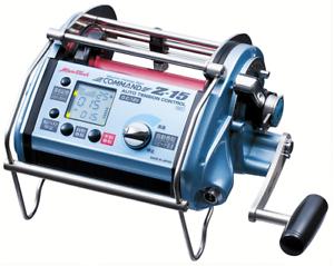 Miya Epoch COMMAND CZ-15 Offshore Big Game Deep Fishing Electric Reel DC24V