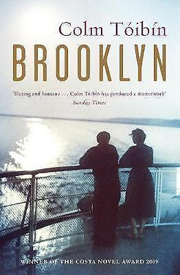 1 of 1 - Brooklyn, By Toibin, Colm,in Used but Acceptable condition