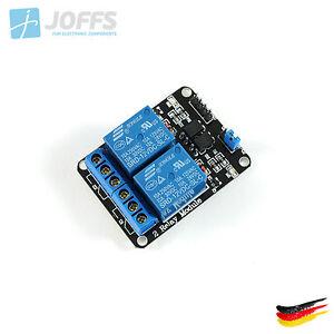 2-Kanal-12V-Relais-Modul-mit-Optokoppler-fuer-u-a-Arduino-2Ch-Active-Low