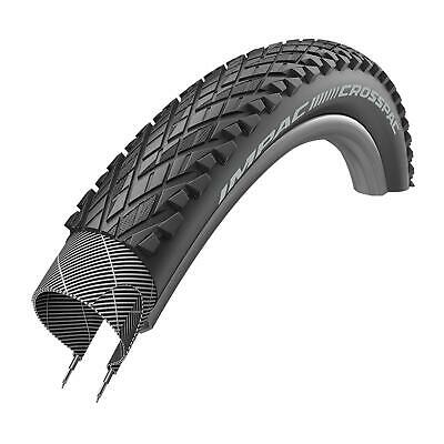 Impac Streetpac 26 x 1.75 Slick Tread Bicycle Hybrid Tyres Tubes Bike Cycle