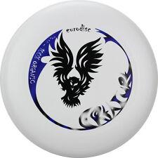 Ultimate Frisbee Eurodisc 175g CREATURE WEISS Wettkampf Disc BIO Kunststoff