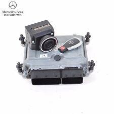 2007 - 2012 MERCEDES X164 GL450 IGNITION SET : STARTER SWITCH + KEY + ... - OEM