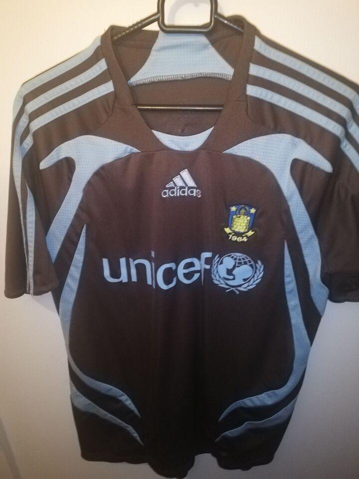 Fodboldtrøje, Brøndby if trøje, Adidas
