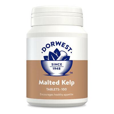 Energico Dorwest Erbe Malted Kelp Tablets.for Pignola Eaters & Energia Per Cani & Gatti- Buona Reputazione Nel Mondo