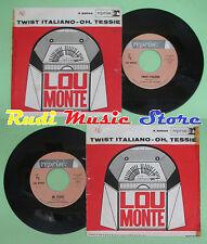 LP 45 7'' LOU MONTE Twist italiano Oh tessie 1962 italy REPRISE no cd mc dvd (*)