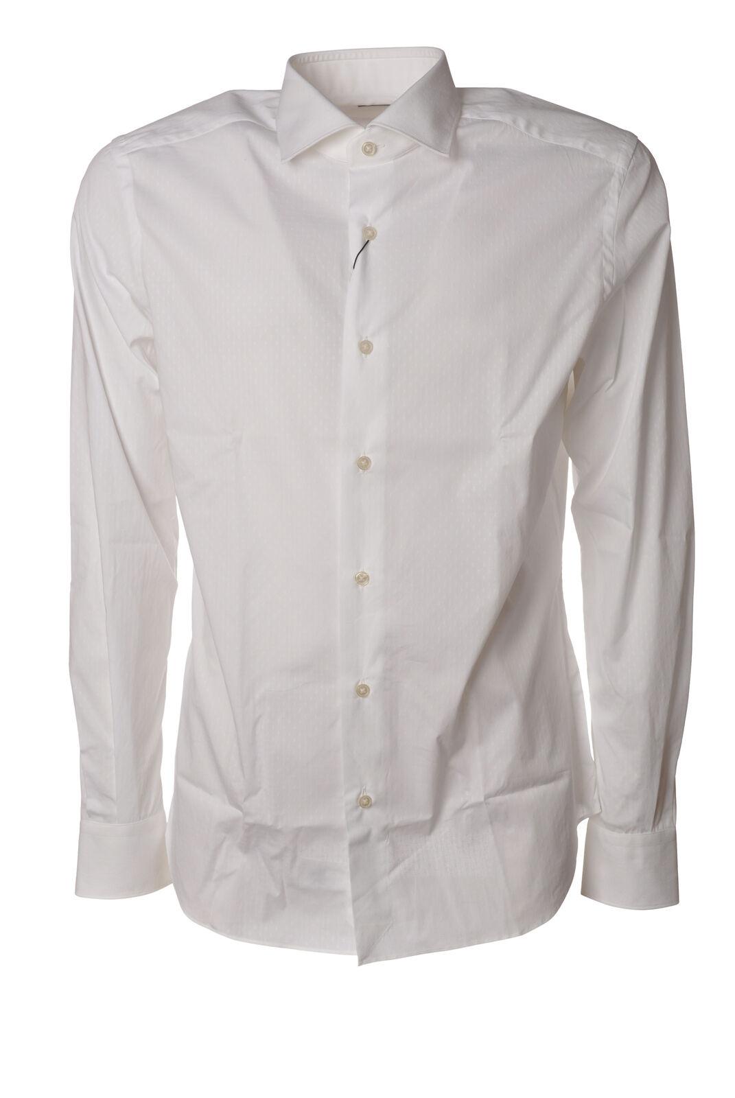 Xacus - Camicie-Camicie collo francia - herren - Bianco - 6057028I191106