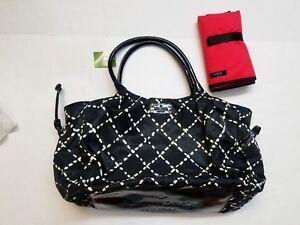 485622b4a97c NWT Kate Spade Stevie Large Diaper Bag Sew Be It WKRU1520 Changing ...