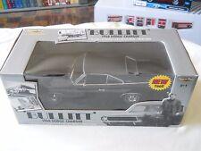 Steve McQueen Bullitt 1968 Dodge Charger etrl 1:18 Diecast