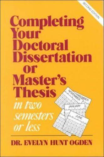 Online dissertation purchase
