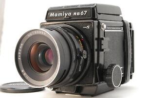 Excelente-5-Mamiya-RB67-Pro-S-Sekor-C-90mm-f3-8-120-De-Volta-Japao-Corpo-Formato-medio