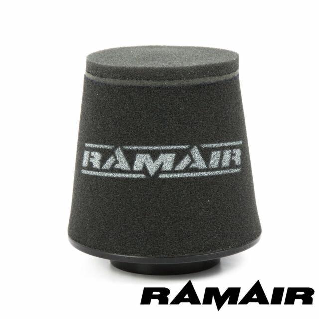 "RAMAIR UNIVERSAL 75mm/3"" NECK FOAM CONE INDUCTION HIGH FLOW AIR FILTER"
