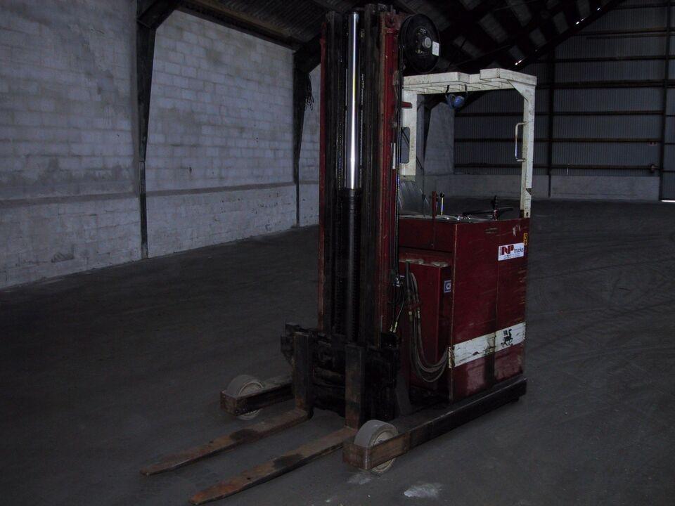 Reach-truck