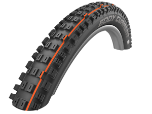Schwalbe Eddy Current Addix-Soft, SuperGravity, Tubeless Folding Mtn Bike Tire