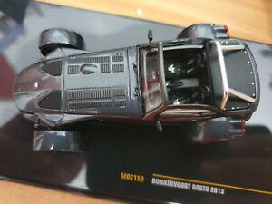 Donkervoort-D8-GTO-2011-Silver-Scala-1-43-Die-Cast-IXO-MOC153-Nuova