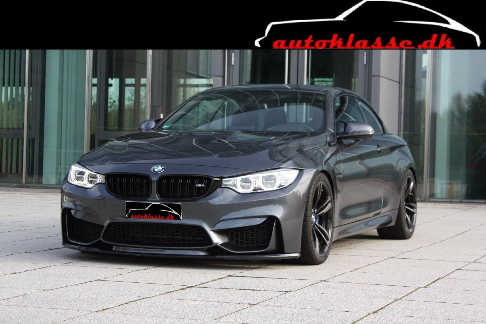 BMW M4 3,0 Cabriolet aut. 2d