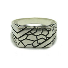 Sterling Silver Ring Band massif 925 R000490 EMPRESS